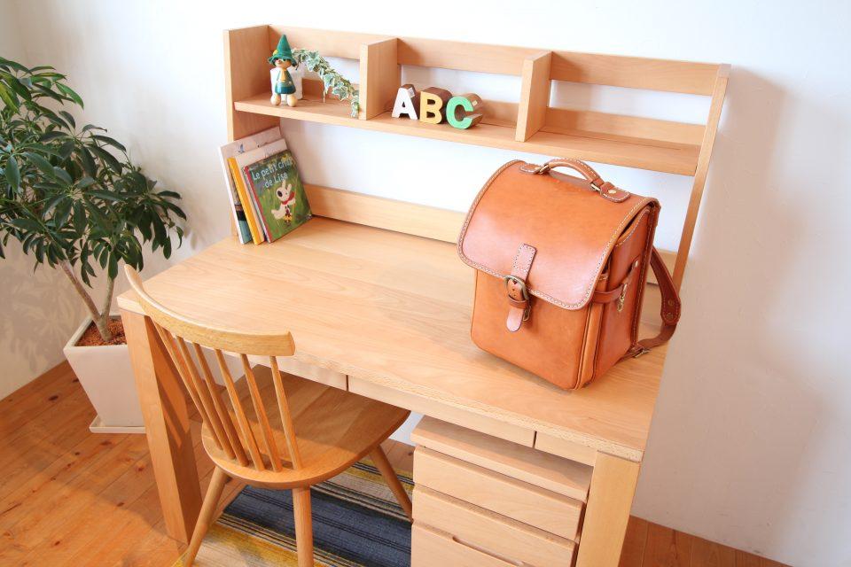 【学習机】大切な家具としての学習机