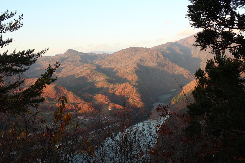 広大な新潟の山
