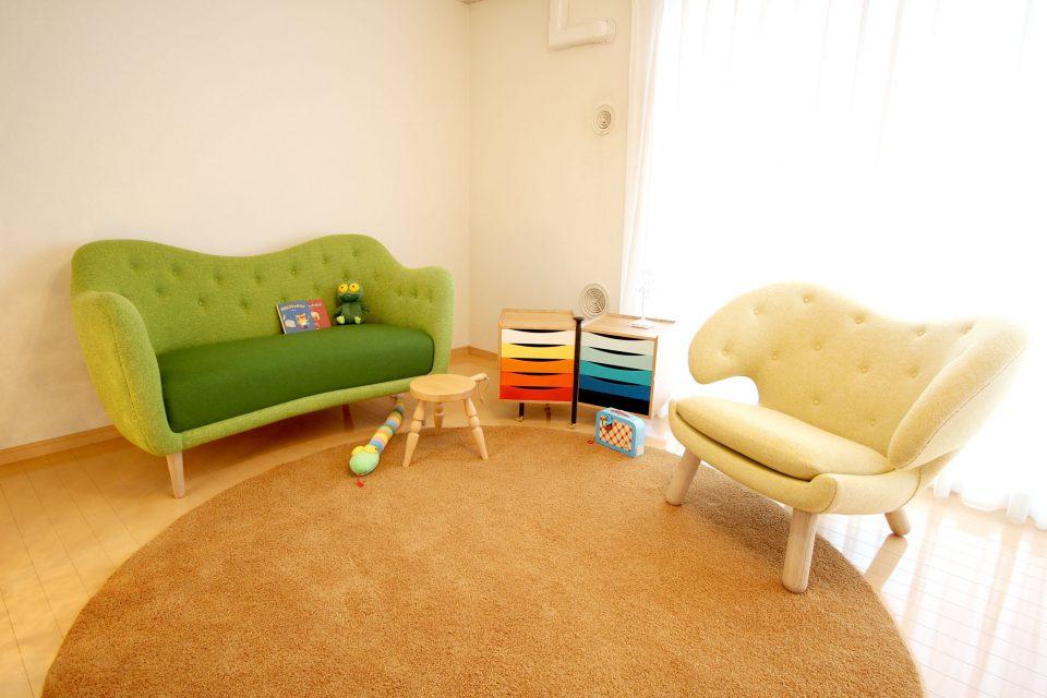 フィンユールの家具たち