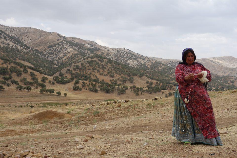 イラン・ザクロス山脈とカシュガイ族