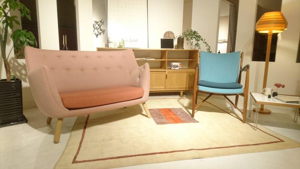 北欧の椅子展