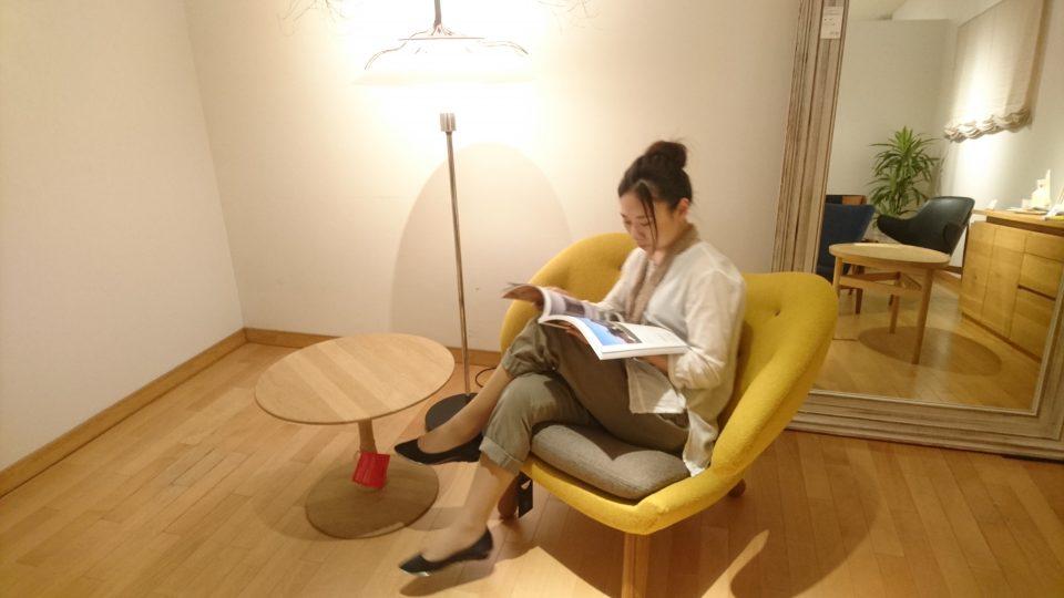 北欧の椅子 ペリカンチェア