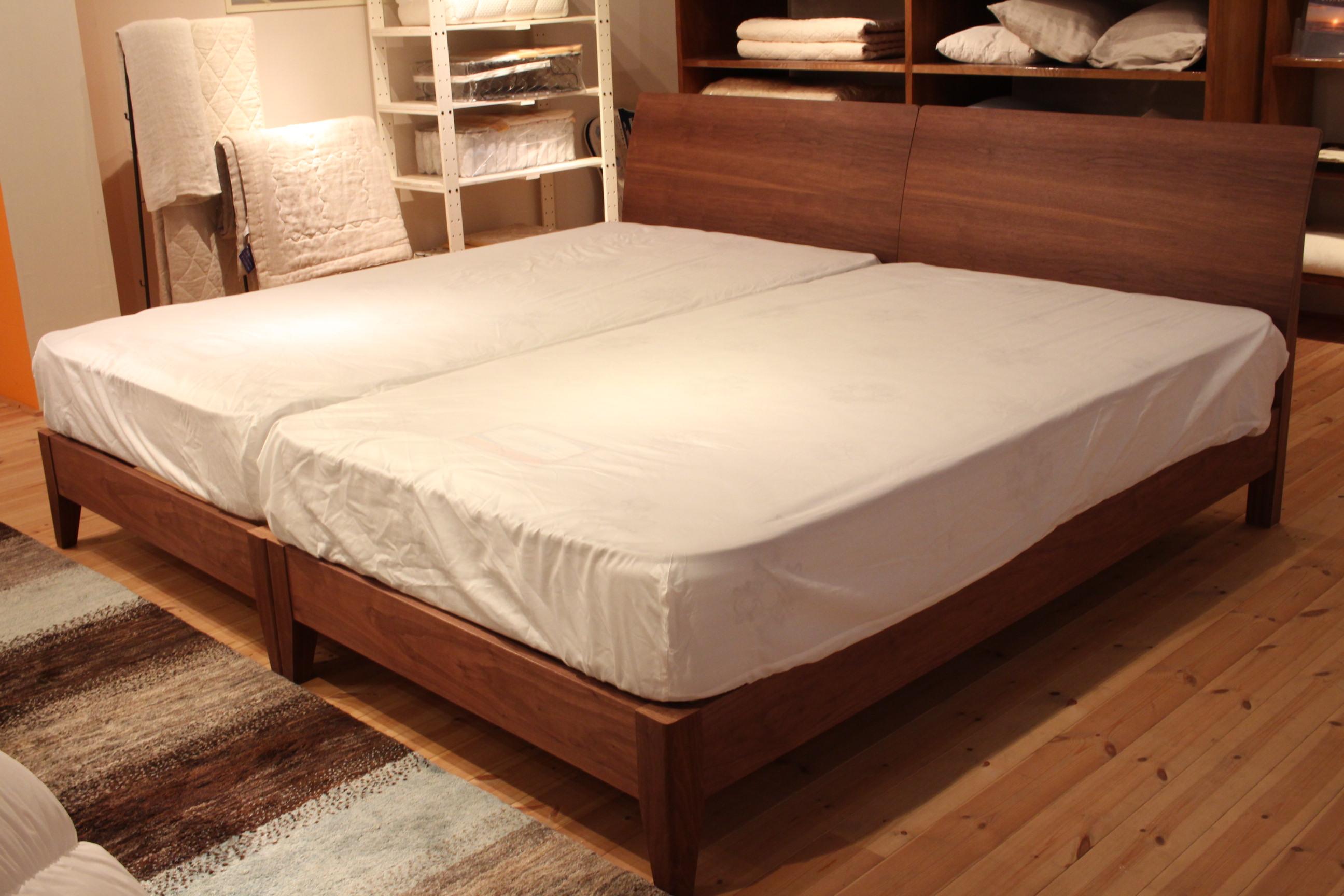 ワイドシングルベッド