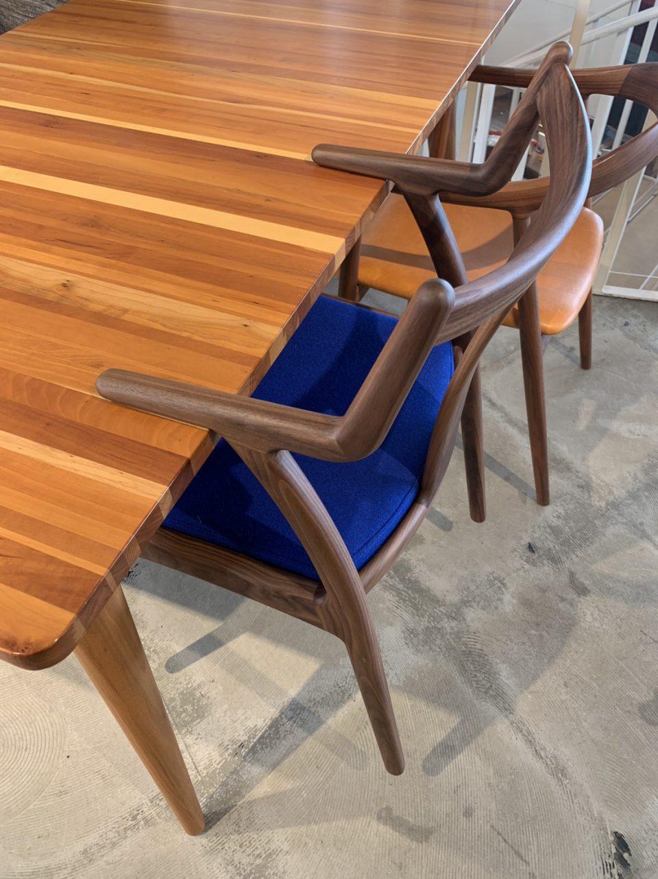 ボー・デコール新作椅子