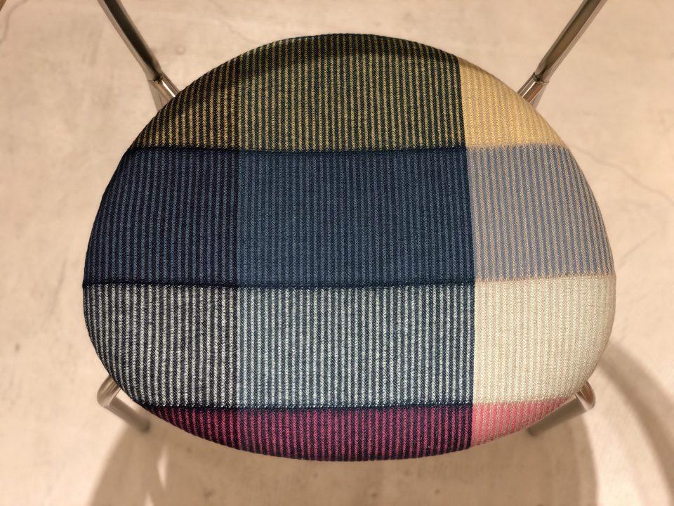 ハンナ・ヴェーデル手織りの日本最後の1脚