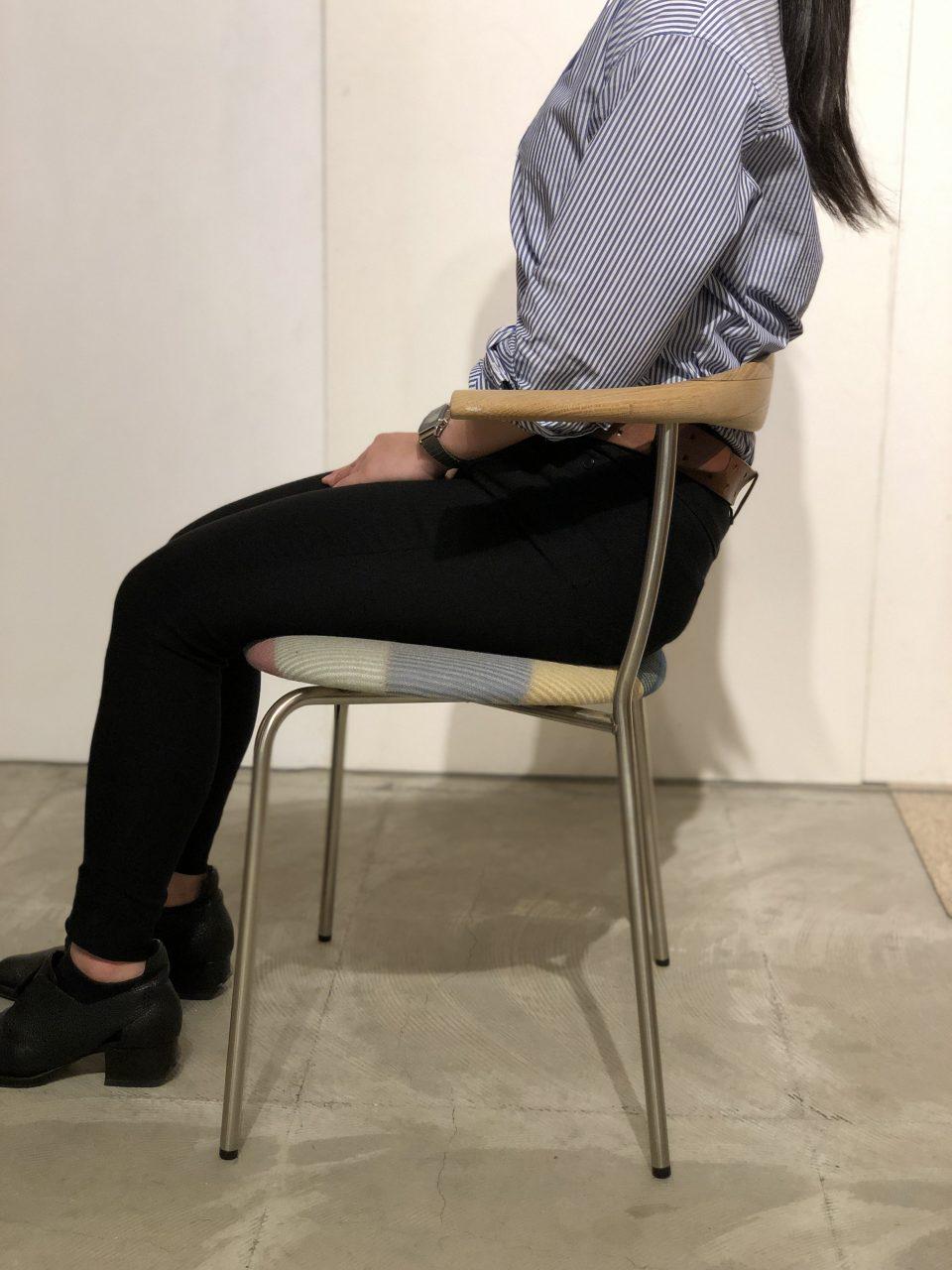 新潟市のインテリアショップ、ボー・デコールでお勧めしている椅子の正しい選び方