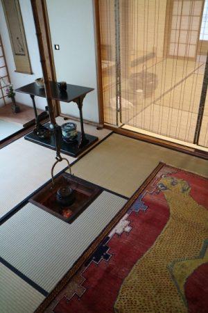 アートギャッベのある風景 ~和室~05