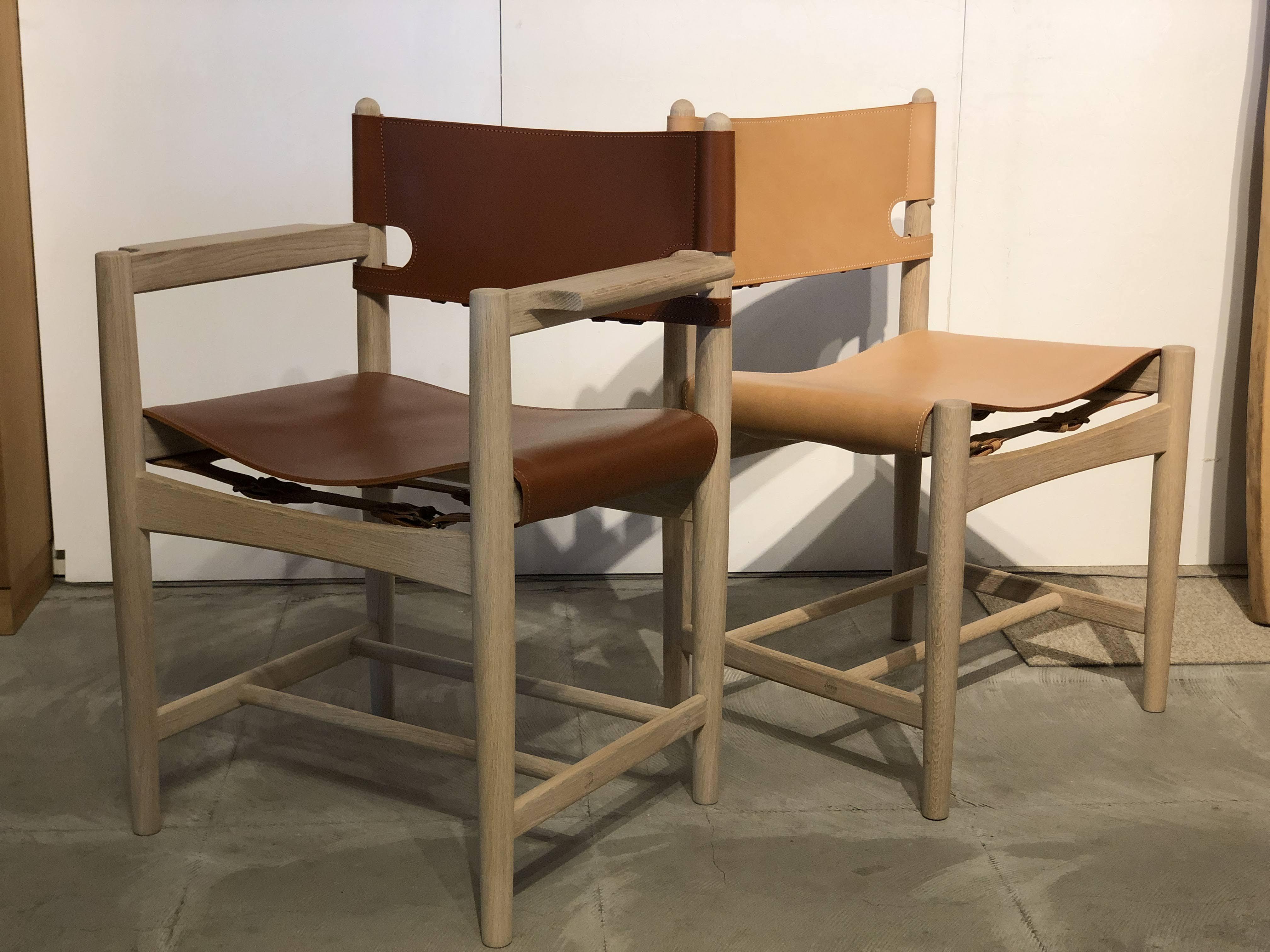 北欧家具の代表作のモーエンセンのスパニッシュダイニングチェアです