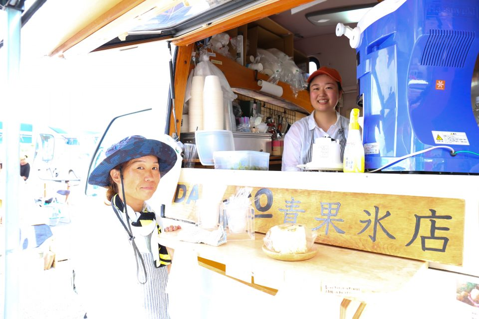 DAIDOCO 青果氷店さん