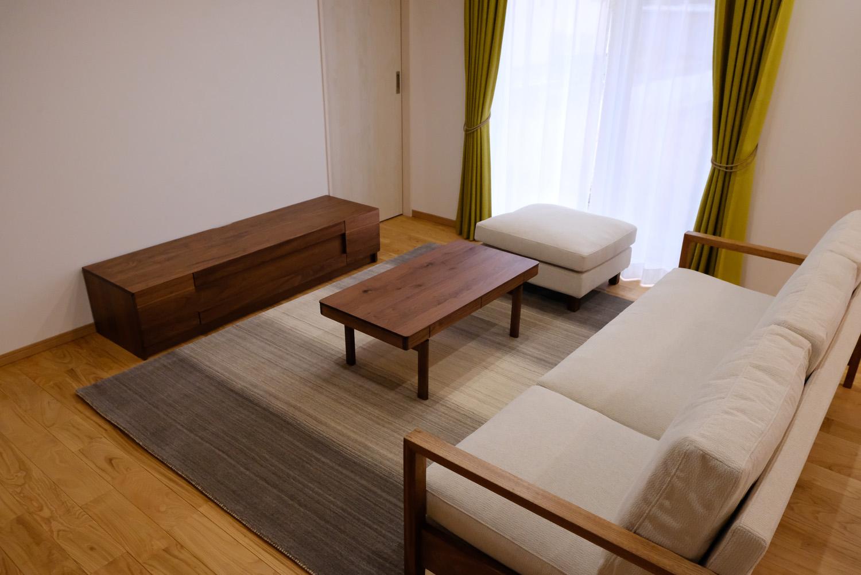 新潟 家具 テレビボード ソファ