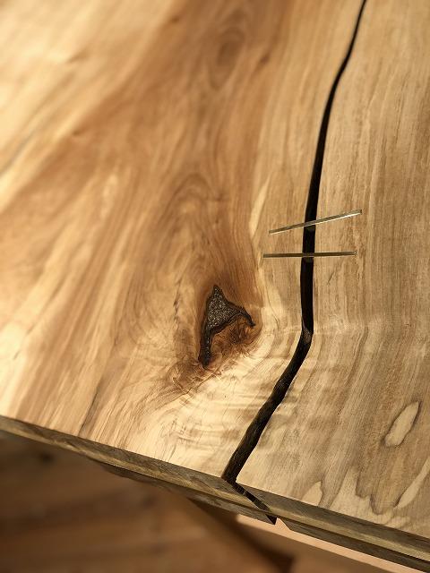 楠の一枚板