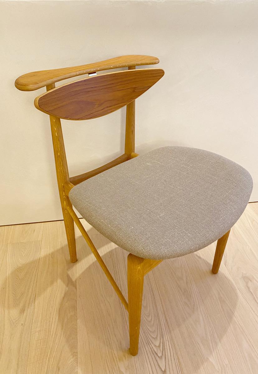 どんな向きにも対応する椅子