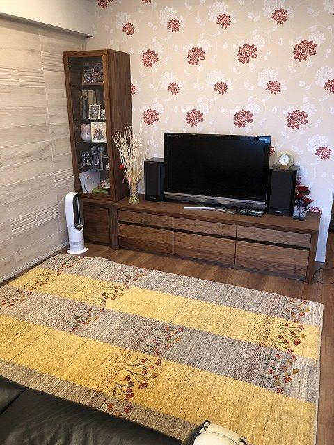 新潟市の家具店ボー・デコールで夏の絨毯展を開催しております
