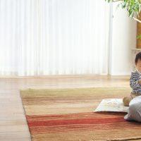 新潟市の家具店ボー・デコールでは、ハグみじゅうたんを取り扱っております