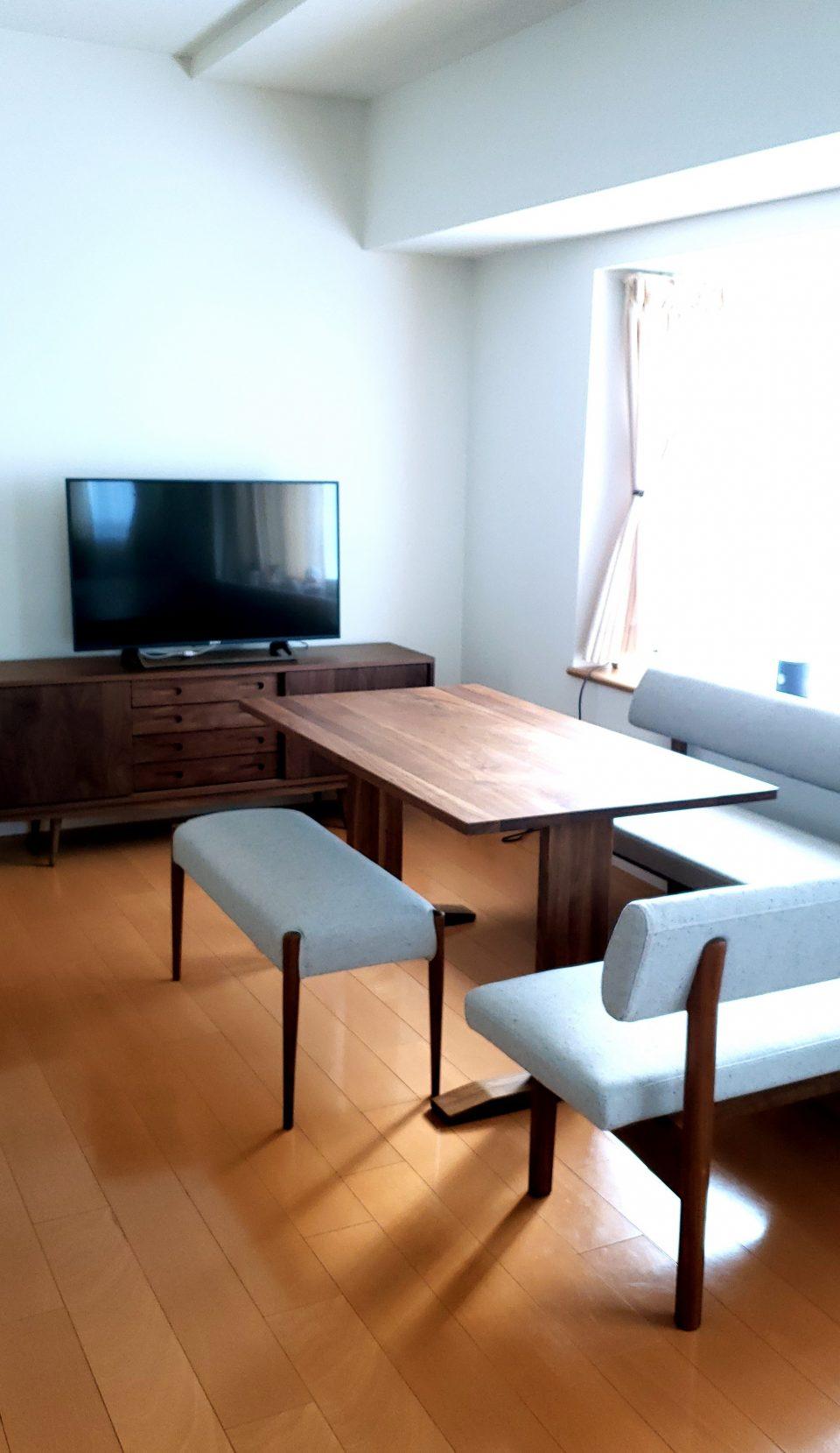 新潟 家具 ダイニング テレビボード
