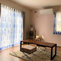 新潟市中央区の新築住宅にカーテンを納めました