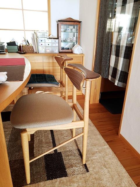 新潟市の家具店ボー・デコールでは、フィンユールの家具を取り扱っております