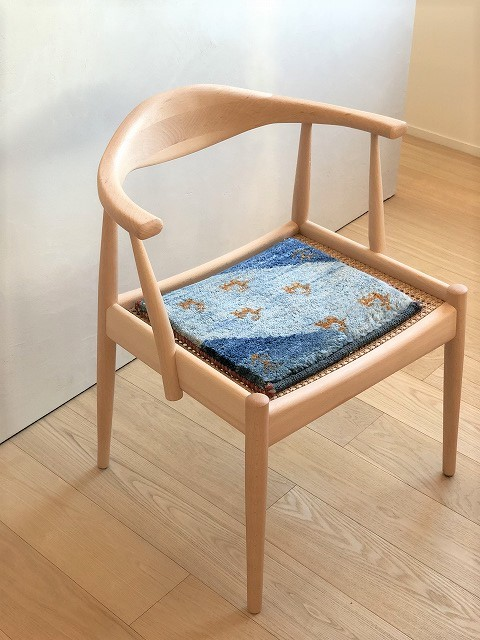 Motherチェアを新潟市の家具店ボー・デコールで扱っております