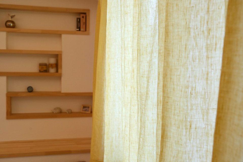 イワコンハウス様 家具 カーテン