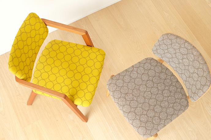 タンバリン 椅子